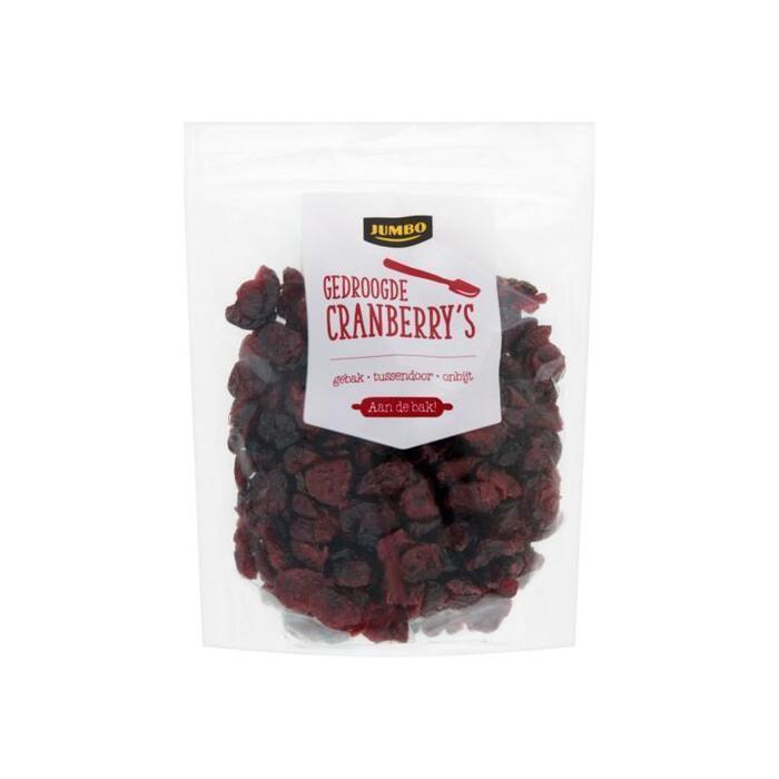 Cranberry's (zak, 200g)