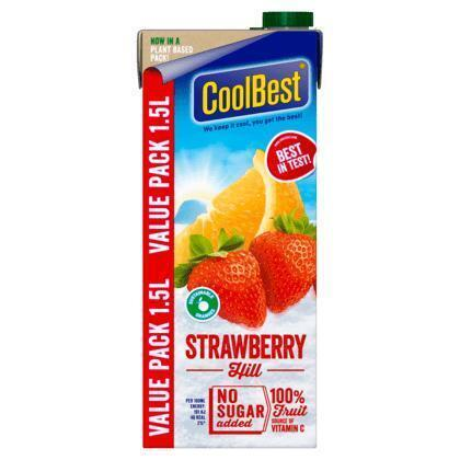 CoolBest Strawberry hill (1.5ml)