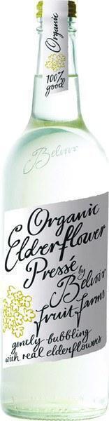 Elderflower Pressé Bio (glas, 0.75L)