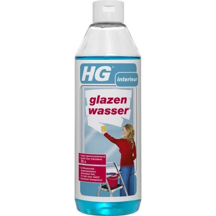 Glazenwasser (Stuk, 0.5L)