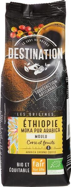 Gemalen koffie Ethiopie (250g)