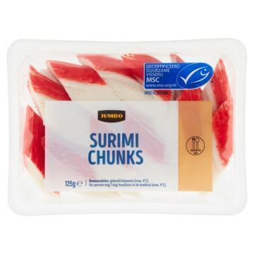 Jumbo Surimi Chunks 125g (125g)