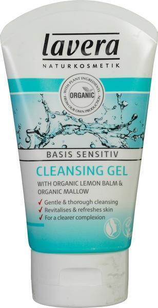 Cleansing gel (125ml)