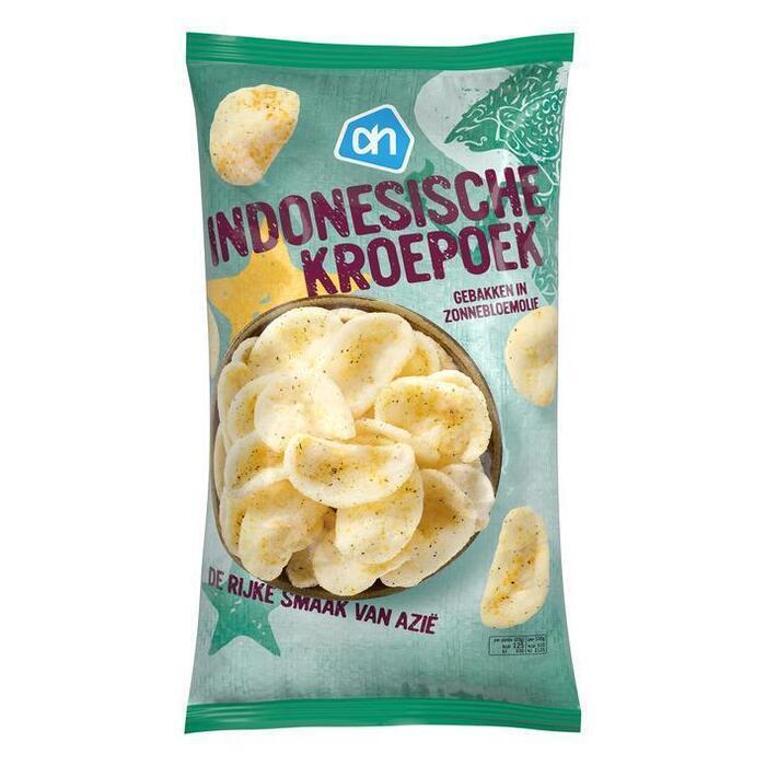 Indonesische kroepoek mild gekruid (60g)