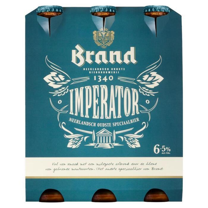 BRAND IMPERATOR 6X30 CL MULTIPACK (6 × 1.8L)