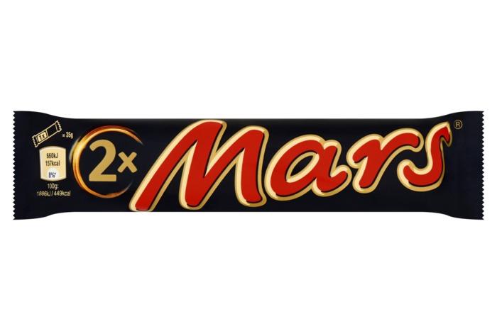 Mars 2 pack (wikkel, 2 × 35g)