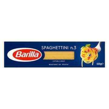 Barilla Spaghettini n.3 500g (500g)