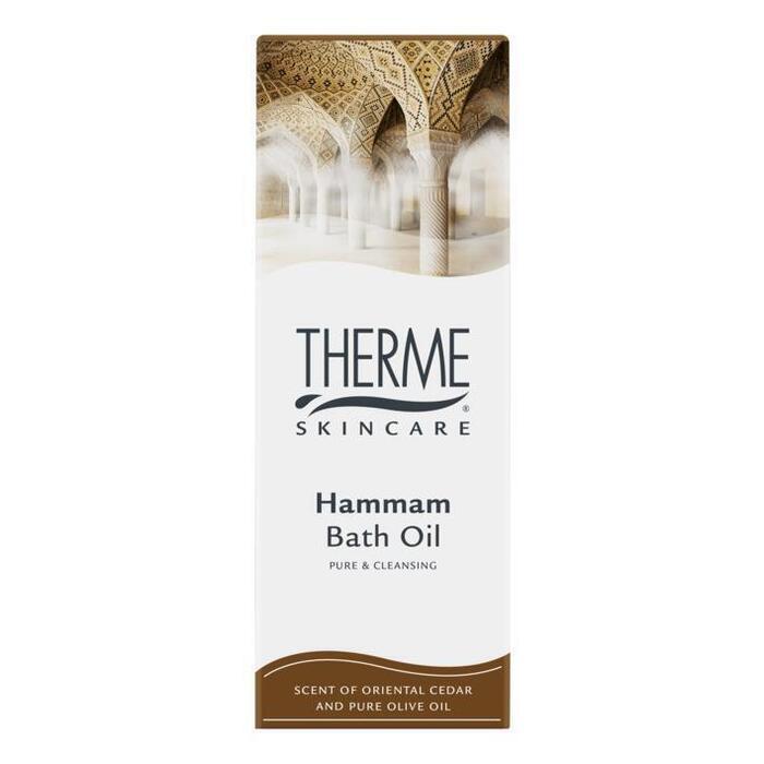 Therme Hammam bath oil (100ml)