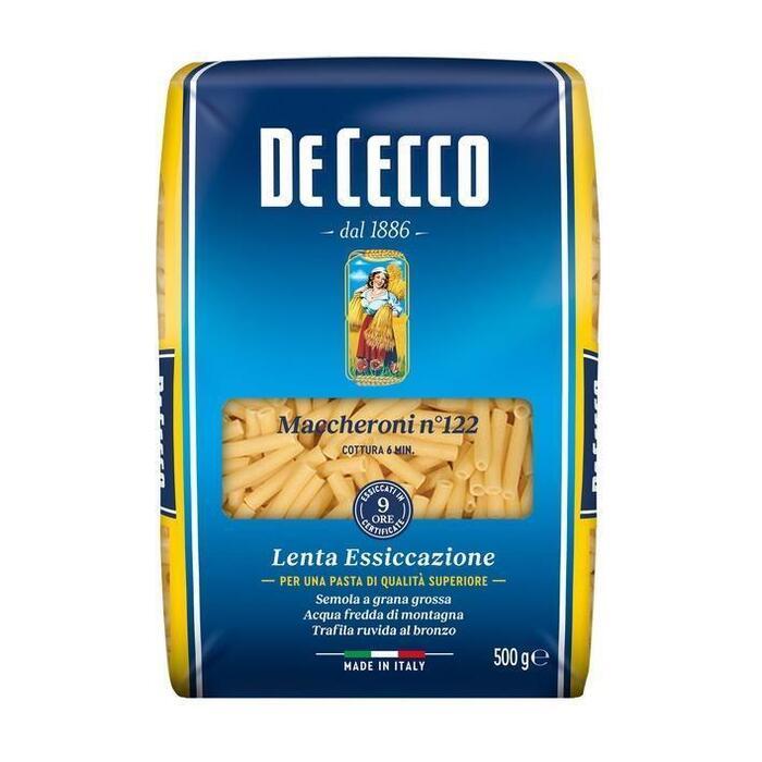De Cecco Maccheroni (500g)