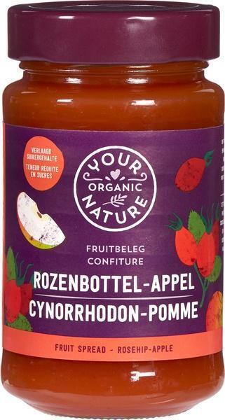 Fruitbeleg rozenbottel (250g)