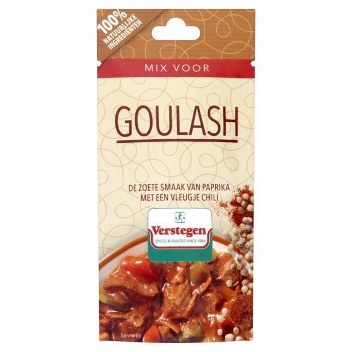 Verstegen Mix voor Goulash 20 g (20g)