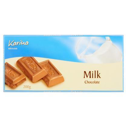Milk Chocolate (tablt, 200g)