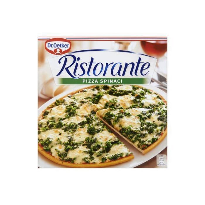 Ristorante Pizza Spinaci (doos, 390g)