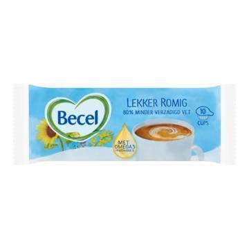 Becel Minicups voor in de koffie (80ml)
