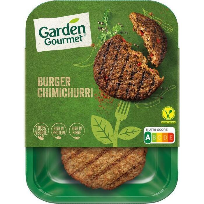 Garden Gourmet Chimichurri burger (2 × 108g)