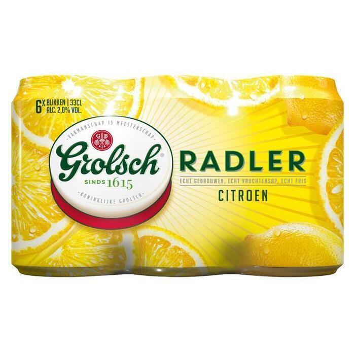 Radler (rol, 6 × 33cl)