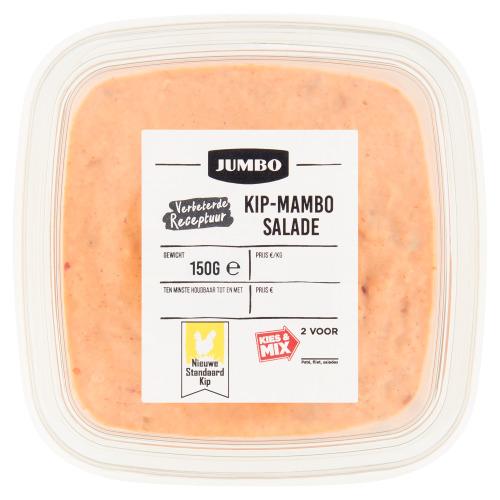 Jumbo Kip-Mambo Salade 150 g (150g)