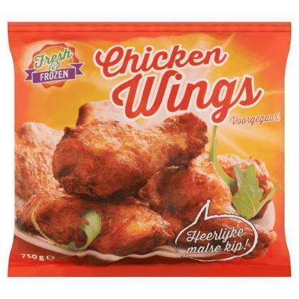 Fresh & Frozen Chickenwings (750g)