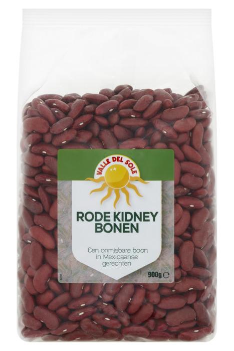 Valle del sole Red kidneybeans (900g)