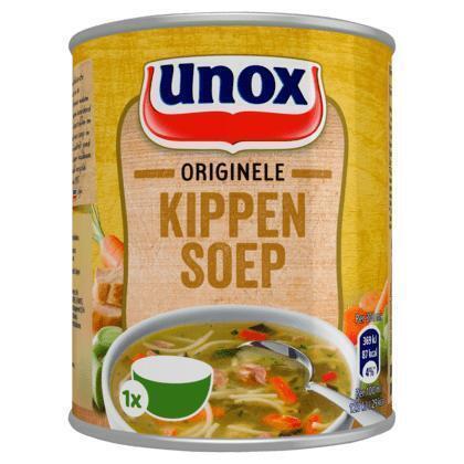 Unox Soep in Blik Stevige Kippensoep (rol, 30 × 30cl)
