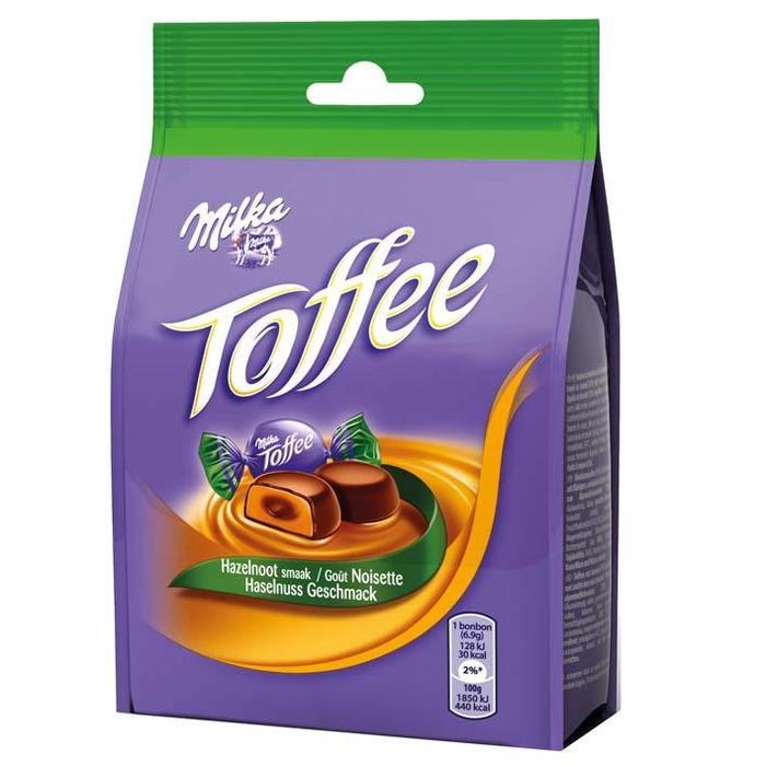 Milka Toffee (131g)