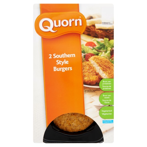 4 Southern Style Burgers (164g)