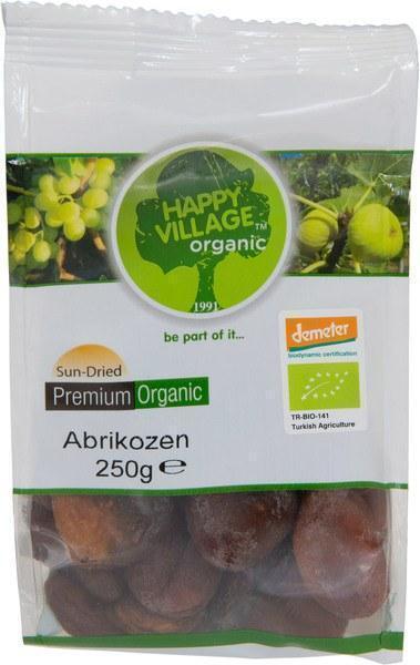 Abrikozen gedroogd (250g)