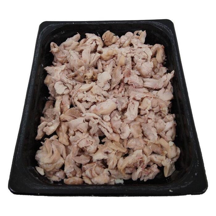 Kipfilet Reepjes Gebraden Diepvries (1kg)