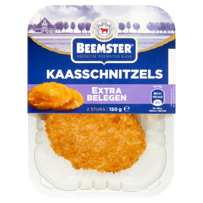 Kaasschnitzels (doos, 150g)