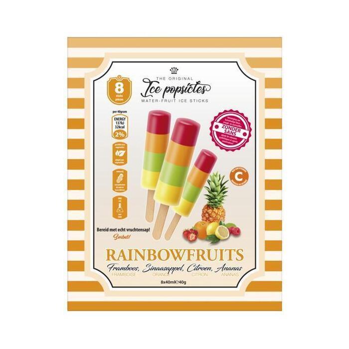 8 Rainbow Fruits (48cl)