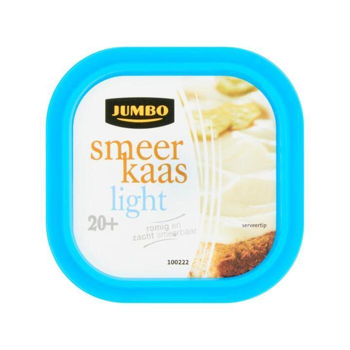 Smeerkaas light 20+ (bak, 100g)
