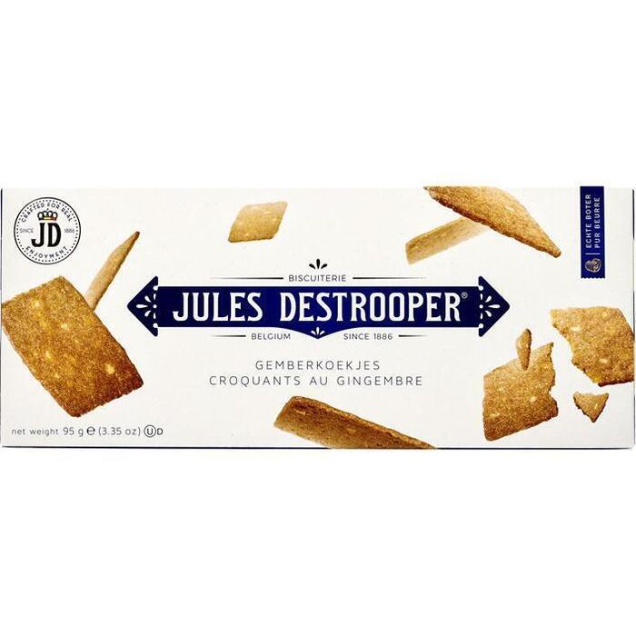 Jules Destrooper Ginger thins (95g)