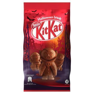Kitkat Halloween 123g (123g)