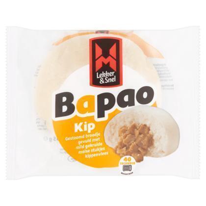 Bapao kip (Stuk, 115g)