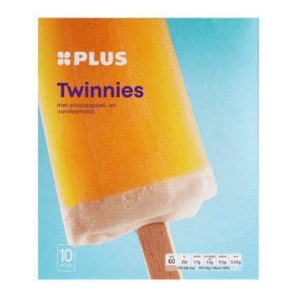 PLUS Twinnies (0.6L)