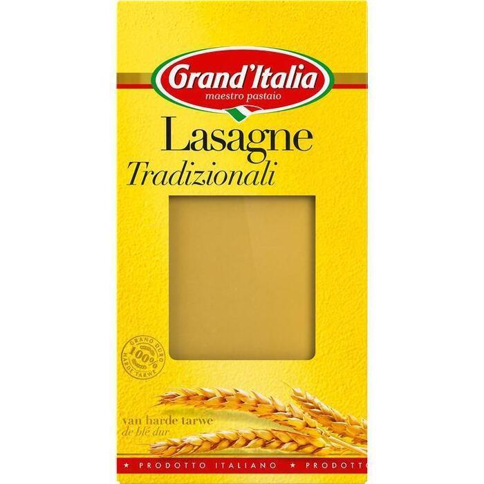 Grand'Italia, Lasagne Tradizionali (Stuk, 250g)