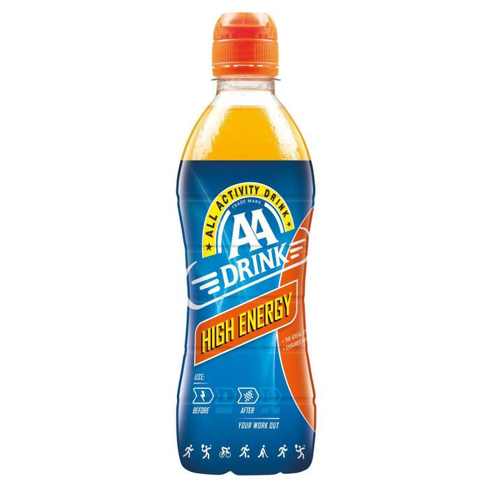 AA Drink High Energy (rol, 0.5L)