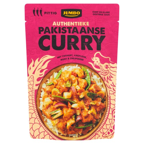 Jumbo Authentieke Pakistaanse Curry 160g (160g)