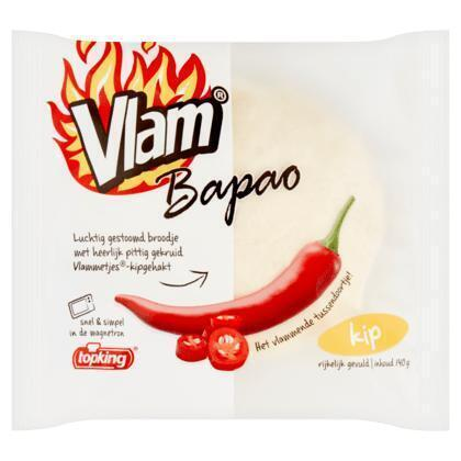 Topking Vlam Bapao Kip 140g (140g)