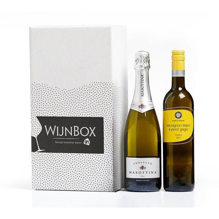 AH Brunch wijnbox (2 × 0.75L)