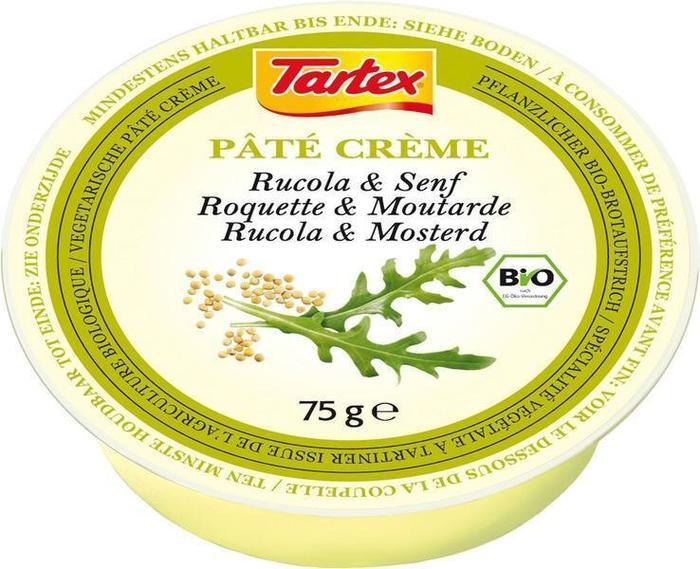 Paté rucola & mosterd (75g)
