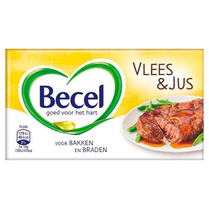 Vlees & Jus voor bakken & braden (Stuk, 200g)