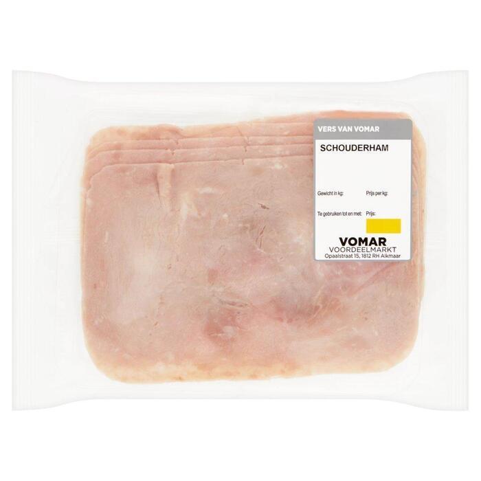 Vomar Schouderham ca. 140 g (Stuk, 1kg)