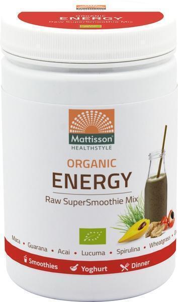 Supersmoothie raw energergy mix (300g)