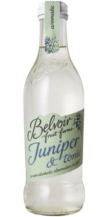 Belvoir Botanical juniper & tonic (250ml)