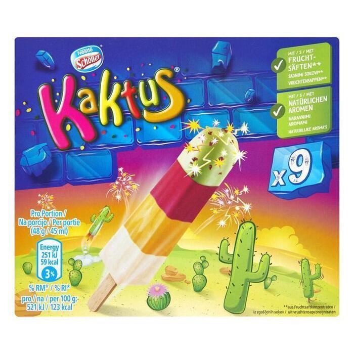 Nestlé Kaktus (45cl)