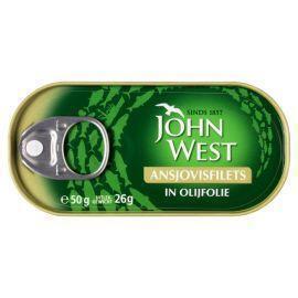 Ansjovisfilets in olijfolie (50g)