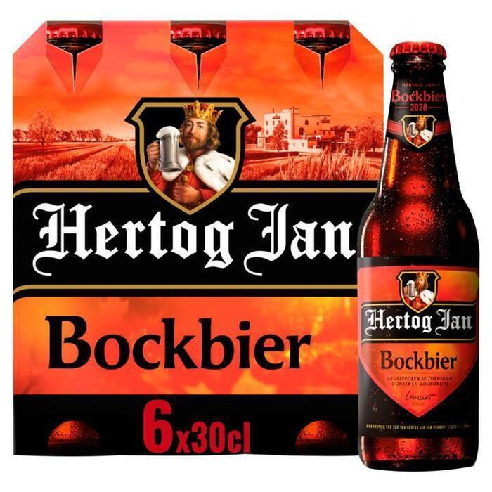 Hertog Jan Bockbier (rol, 6 × 30cl)