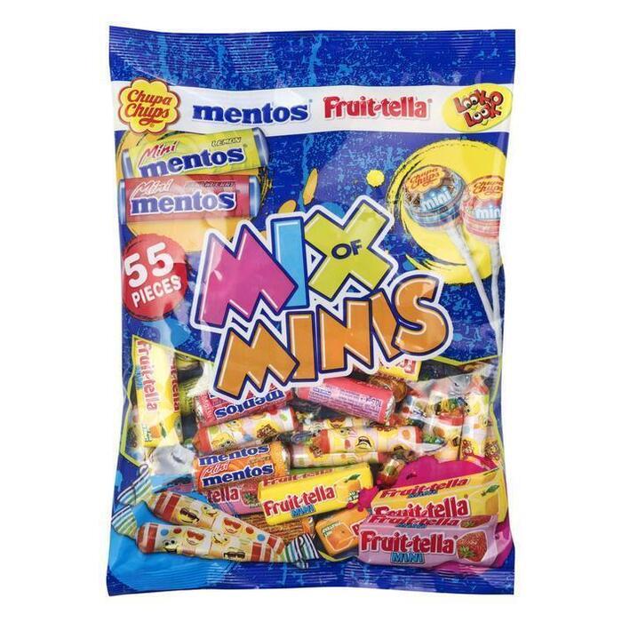 Fruittella Mix of Mini's (55 × 508g)
