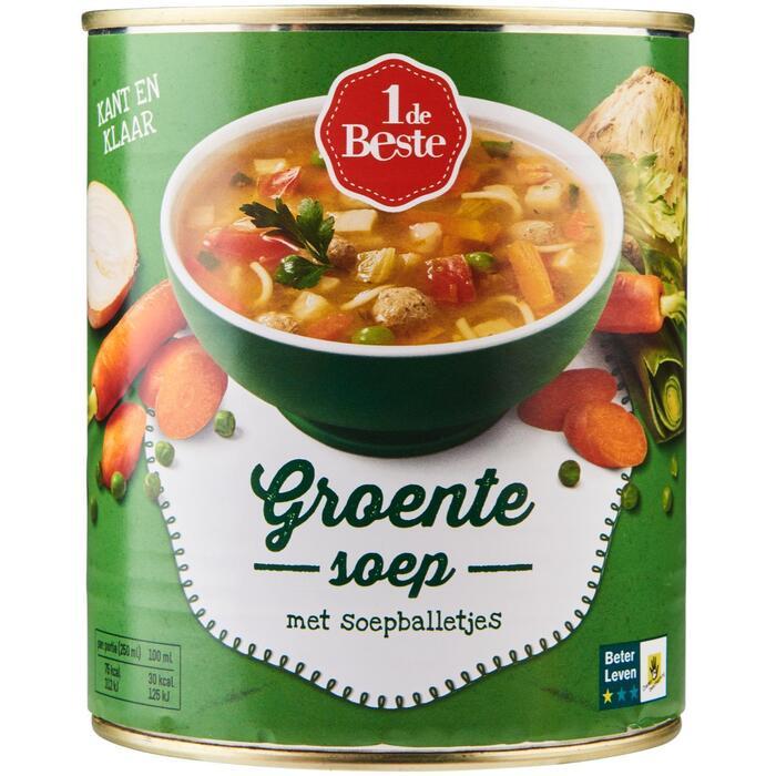 Groentesoep (0.8L)